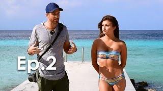 How To Photograph Swimsuit Models Behind The Scenes Ep. 2