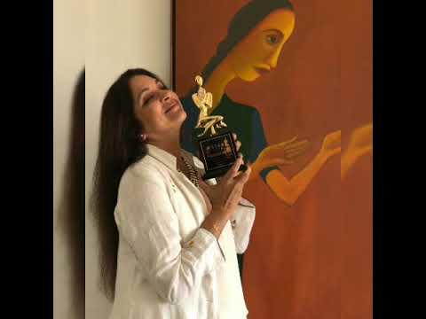 Nina gupta's awesome moment||living legend||badhai ho fame