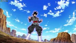 Goku vs zamasu