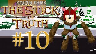 South Park The Stick of Truth - Part 10 | MANBEARPIG!