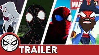 Ultimate Spider-Man: Spider-Verse Live Stream!! | Marvel HQ | Trailer