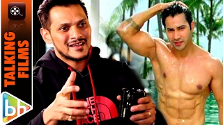 Everyone Wants To Have A Body Like Varun Dhawan | Prashant Sawant