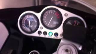 Classic 1994 Kawasaki Ninja ZX-9 900 Motorcycle