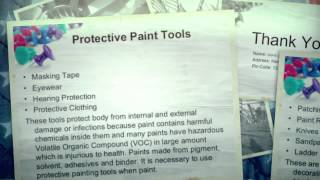 Paint Tools and Their Uses