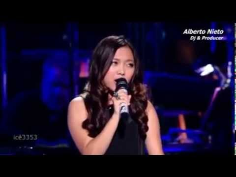 All By MyselfLive, Charice  David Foster by Dj Alberto Nieto
