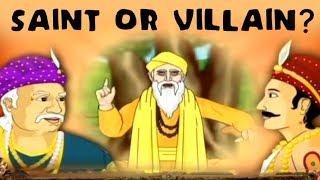 Akbar Birbal Stories In Hindi | Saint Or Villain | Hindi Animated Stories | Masti Ki Paathshala
