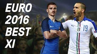 Euro 2016 Best XI