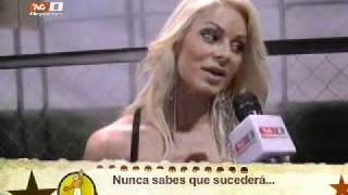 Maryse en entrevista para Tercera Caída: Lo mejor de 2011