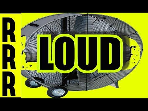 ✪ LARGE LOUD FAN for SLEEP ✪ 8 Hours of FAN SOUNDS | BLACK SCREEN |  | Fan White Noise | SLEEP NOISE