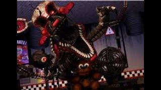 [SFM/ FNAF] FNAF 6 NEW Ultimate Custom Night Nightmare Mangle Jumpscare