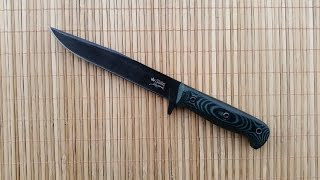 нож Kizlyar Supreme Intruder - ревю и тест