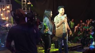 KyRen: Darren Espanto dances with Kyline Alcantara at One Music Darren