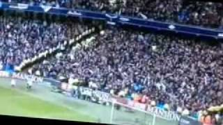 Gareth Bale Goal vs man city 22/01/12