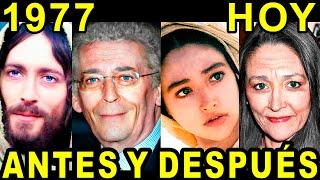 Jesús de Nazaret Actores Antes y Después 1977-2017 ¡40 Aniversario!