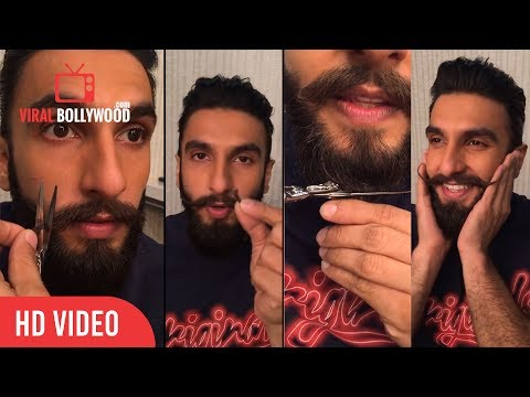 Xxx Mp4 OMG Ranveer Shaves His Beard Very Emotional Ranveer Singh New Look 3gp Sex