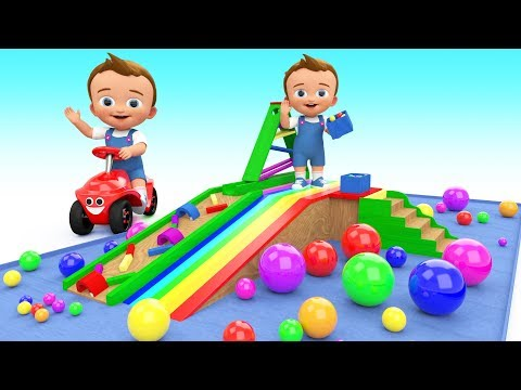 Xxx Mp4 Baby Learn Colors With Wooden Toy Slider Marble 3D Balls Colors For Kids Children Toddler Education 3gp Sex