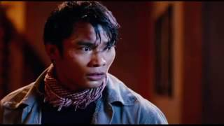 Tony Jaa Restaurant Fight Sequence HD