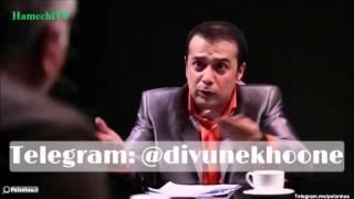 شوخی مهران مدیری با شهرام جزایری