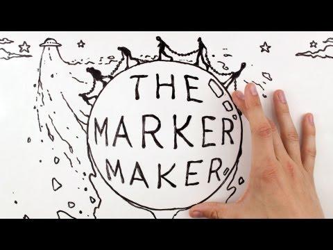 Stop Motion | Whiteboard Animation: The Marker Maker