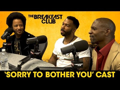 Xxx Mp4 Terry Crews Omari Hardwick Boots Riley On MeToo And The Dark Comedy Sorry To Bother You 3gp Sex