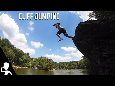 Cliff Jumping In Georgia | The USA Diaries | Episode 158 | Get Germanized