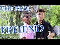 THE REAL FRIEND || SIDD VINES