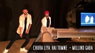 CHURA LIYA Feat MILLIND GABA | DANCE COVER by JITESH & VRUSHABH