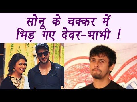 Sonu Nigam Azaan Controversy: Divyanka Tripathi fights with REEL life Devar Aly Goni | FilmiBeat