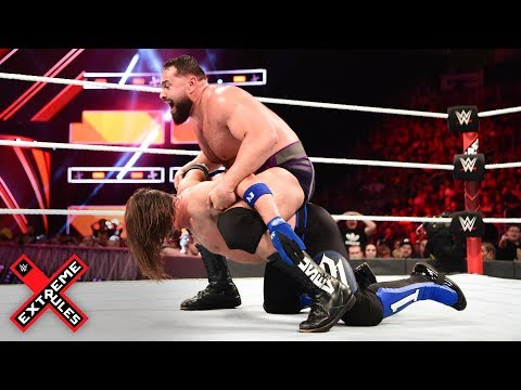 Xxx Mp4 Rusev Puts AJ Styles To The Test In War For WWE Title WWE Extreme Rules 2018 WWE Network 3gp Sex