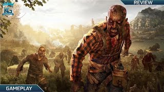 Dying Light: The Following with Tobii Eye Tracker!