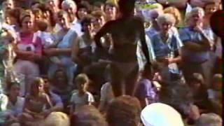 La fête de l'Eau 1990 à Ray-sur-Saône