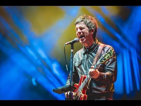 Noel Gallagher's HFB - Live QUI FM Festival Paris 2015 (Full Concert) HD