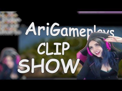 Xxx Mp4 RAVEvg AriGameplays Clip Show 3gp Sex