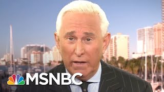 Why Robert Mueller Is Saving Trump Aide Roger Stone For Last | The Beat With Ari Melber | MSNBC