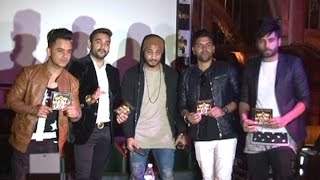 In conversation with rapper:singer Raftaar & Fazilpuria on : NewspointTV