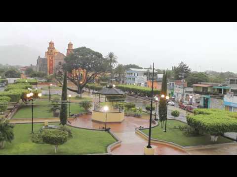Lluvia en Tepalcingo