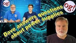 Dave answers questions about power supplies (#146)
