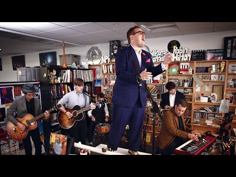 St. Paul And The Broken Bones NPR Music Tiny Desk Concert