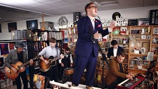 St. Paul And The Broken Bones: NPR Music Tiny Desk Concert