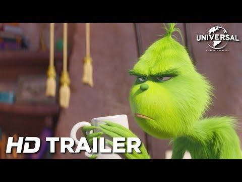 Xxx Mp4 EL GRINCH Primer Trailer Subtitulado HD 3gp Sex