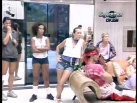 BBB11 Barraco 28 01 2011 Maria Michelly Diogo