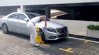 'Datuk' businessman in Jelutong clamping incident surrenders himself