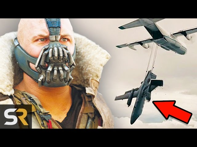 10 Amazing Movie Effects That Did NOT Use CGI