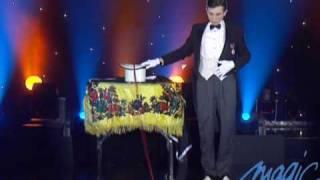 Voronin  - magie comique - LE PLUS GRAND CABARET DU MONDE