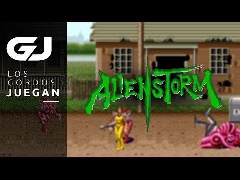 Xxx Mp4 Alien Storm Los Gordos Juegan 3GB 3gp Sex