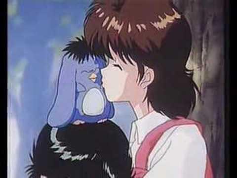 Besos y mas besos de Anime
