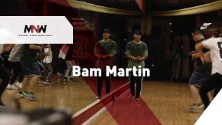 Monday Night Workshop: Bam Martin @Acehood - Amnesia