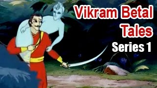 Vikram Betal Hindi Animated Stories - Series 1