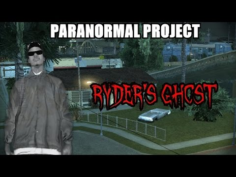 GTA San Andreas Myths . Ryder's Ghost - PARANORMAL PROJECT 46