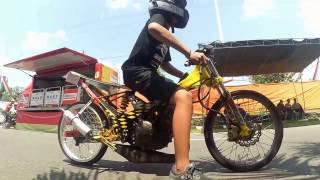Setting DRAG Bike Liar Berujung Maut